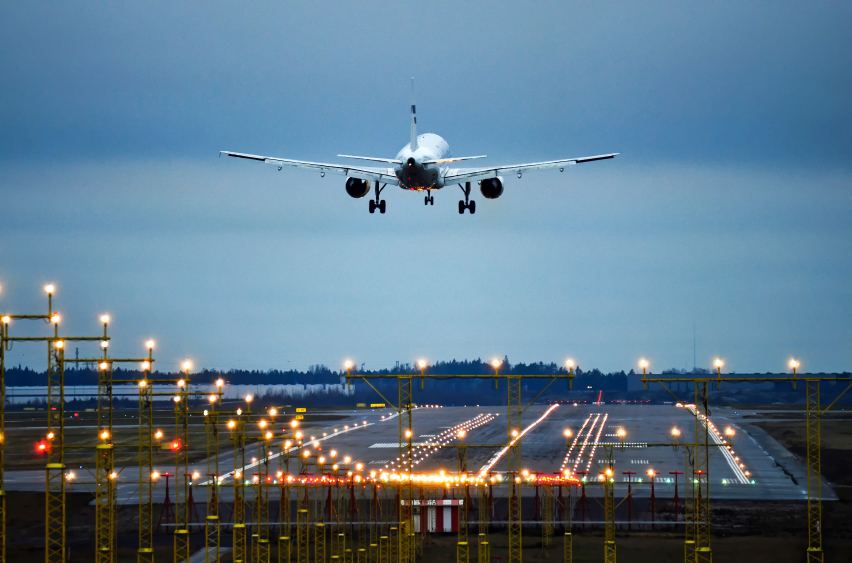 airfield lighting istock prchase